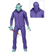 NECA Friday the 13th Classic Video Game Appearance Jason Theme Music Edition 18cm Action Figure