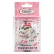 Купить Расческа для распутывания волос The Vintage Cosmetic Company Floral Detangling Brush