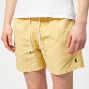 Polo Ralph Lauren Men's Traveller Swim Shorts – Empire Yellow – L – Yellow