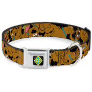 Buckle-Down Scooby-Doo! Dog Collar (Various Sizes)