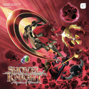 Shovel Knight: Specter of Torrent - The Definitive Soundtrack Double LP