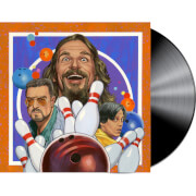 Mondo The Big Lebowski - Original Motion Picture Soundtrack LP