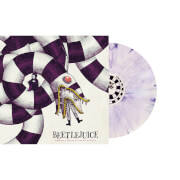 Beetlejuice Original Motion Picture Soundtrack Waxwork LP