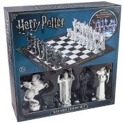 Harry Potter Wizard Chess Set with Window Display