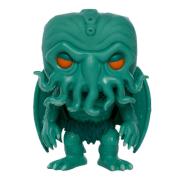 HP Lovecraft Cthulhu Neon Green EXC Pop! Vinyl Figure