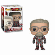 Ant-Man & The Wasp Hank Pym Unmasked EXC Pop! Vinyl Figure