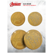 Marvel Black Widow Collectable Evergreen Commemorative Coin