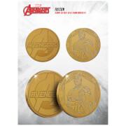 Marvel Falcon Collectible Evergreen Commemorative Coin