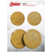 Marvel Vision Collectible Evergreen Commemorative Coin