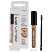 L'Oréal Paris Unbelieva'brow Long-Lasting Brow Gel (Various Shades) - 103 Warm Blonde