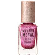 Купить Barry M Cosmetics Molten Metal Nail Paint (Various Shades) - Fuchsia Kiss