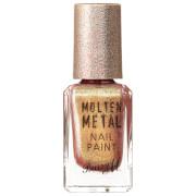 Barry M Cosmetics Molten Metal Nail Paint (Various Shades) - Golden Hour  - Купить