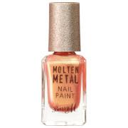 Купить Barry M Cosmetics Molten Metal Nail Paint (Various Shades) - Peachy Feels