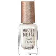 Купить Barry M Cosmetics Molten Metal Nail Paint (Various Shades) - Ice Queen