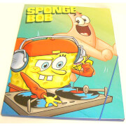 SpongeBob SquarePants Notebook File