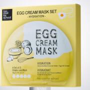 Купить Too Cool For School Egg Cream Hydration Mask Set (5 Masks)