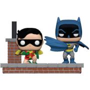 Batman's 80th Batman and Robin 1964 Pop! Comic Moment