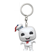 Ghostbusters Stay Puft Pop! Keychain