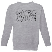Danger Mouse Target Kids' Sweatshirt - Grey
