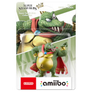 King K. Rool No.67 amiibo