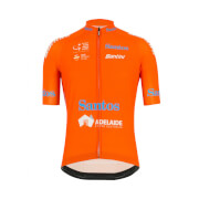 Santini Tour Down Under Ochre Leaders Jersey 2019