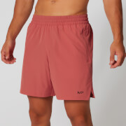 MP Rise 7 Inch Shorts - Ember