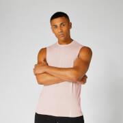 Luxe Classic Sleeveless T-Shirt — Ljusrosa