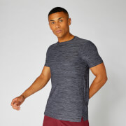 Dry-Tech Infinity T-Shirt — Blue Marl