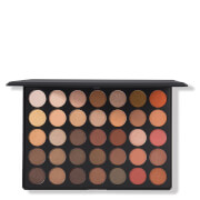 Morphe 35Os Shimmer Nature Glow Eyeshadow Palette 56.2g