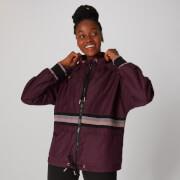 MP Sleeve Stripe Windbreaker Jacket - Malbec