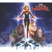 Marvel's Captain Marvel: Art of the Movie (Hardback)