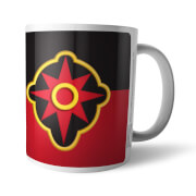 Flash Gordon Symbol Of Ming Mug