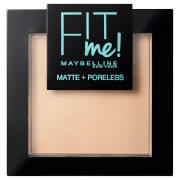 Maybelline Fit Me! Matte and Poreless Powder 9g (Various Shades) - 110 Porcelain фото