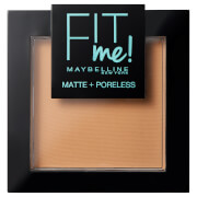 Maybelline Fit Me! Matte and Poreless Powder 9g (Various Shades) - 332 Golden фото