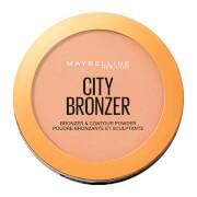 Купить Maybelline City Bronzer and Contour Powder 8g (Various Shades) - 200 Light Shimmer