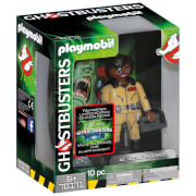 Playmobil Ghostbusters Collector's Edition W. Zeddemore - Limited and individually numbered (70171)