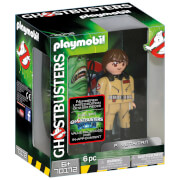Playmobil Ghostbusters Collectors Edition P. Venkman   Limited And Individually Numbered (70172)