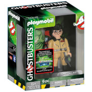 Playmobil Ghostbusters Collectors Edition E. Spengler   Limited And Individually Numbered (70173)
