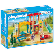Playmobil Family Fun Park Playground With Watchtower (9423)