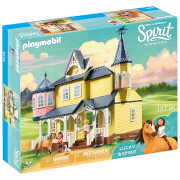 Playmobil DreamWorks Spirit Luckys Happy Home (9475)
