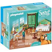 Playmobil DreamWorks Spirit Lucky's Bedroom (9476)