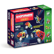 Magformers Wow Set   16 Pieces