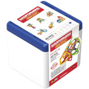 Magformers Basic 40 Set & Storage Container