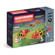 Magformers Crawl Friends Set - 56 Pieces