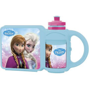 Disney Large Multi-Purpose Bottle + Lunchbox Frozen