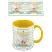 Dumbo (The Flying Elephant) Yellow Inner Mug