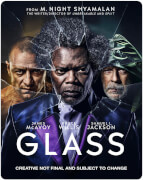 Glass (Cristal) 4K UHD - Steelbook Edición Limitada Exclusivo de Zavvi (Edición UK)