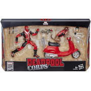 Hasbro Marvel Legends Series 6-inch Deadpool with Scooter