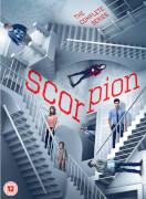 Scorpion: Complete 1-4 Boxset