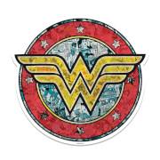 Wonder Woman Shield Cardboard Cut Out